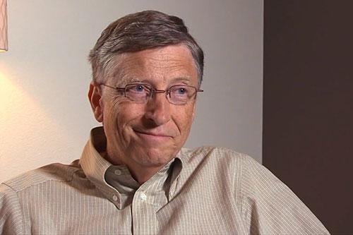 Bill Gates kìm nước mắt khi nói về CEO Microsoft