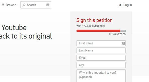 """Cộng đồng mạng sôi sục với """"luật"""" mới trên YouTube"""