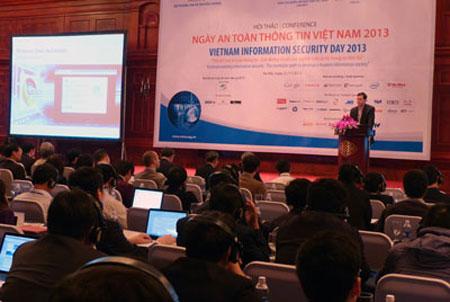 Khả năng bảo vệ an toàn thông tin của Việt Nam còn khá yếu