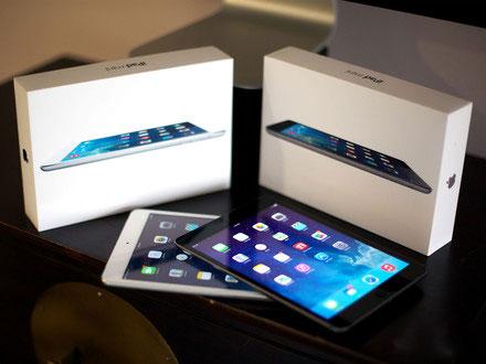 iPad Mini Retina bán chậm vì giá cao