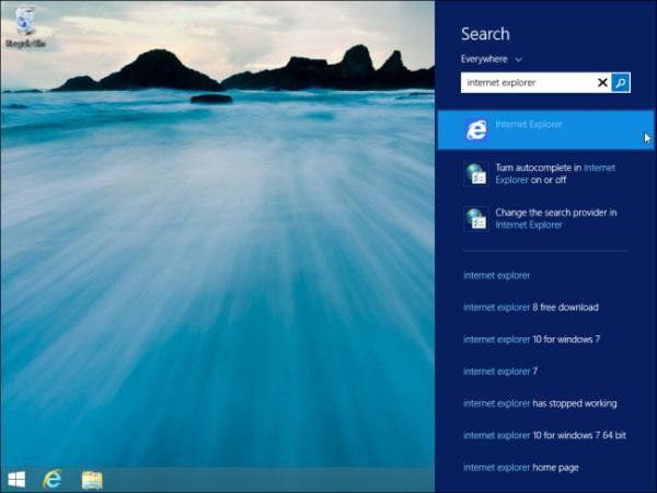 Giúp bạn làm chủ Windows 8.1