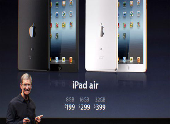 Apple, Google và Amazon bị tố chia dung lượng để kiếm lời