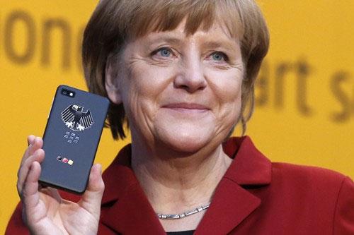 Giới chức Đức cấm dùng iPhone sau bê bối nghe lén điện thoại