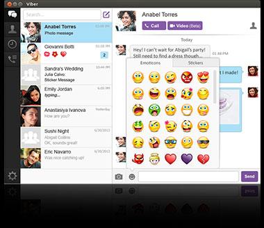Dịch vụ chat Viber ra mắt phiên bản cho Linux