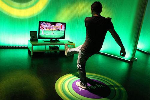 Apple mua công nghệ cảm biến 3D trong Kinect