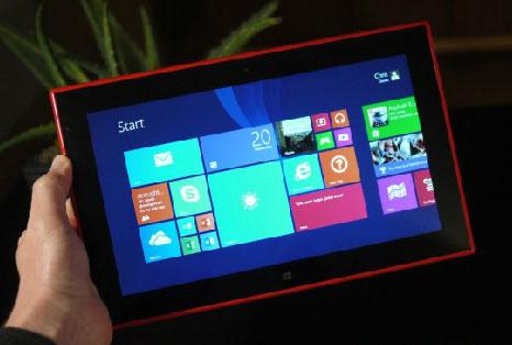 Máy tính bảng Nokia Lumia 2020 sẽ có màn hình 8 inch