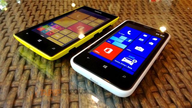 iOS lại bị vượt mặt, lần này là Windows Phone