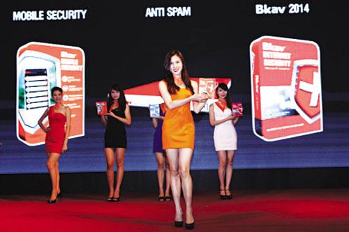 Phần mềm Bkav 2014 ra mắt sớm với công nghệ Anti Leak