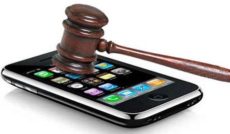 Apple bị kiện vi phạm quyền sở hữu trí tuệ