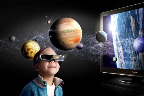 Truyền hình VTC chưa thể thương mại hóa dịch vụ 3D