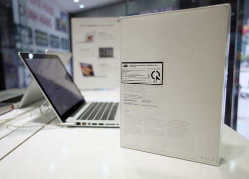 Mở hộp iPad Air chính hãng tại Việt Nam