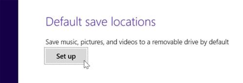 Tăng thêm không gian lưu trữ cho Windows 8 bằng ổ nhớ SD
