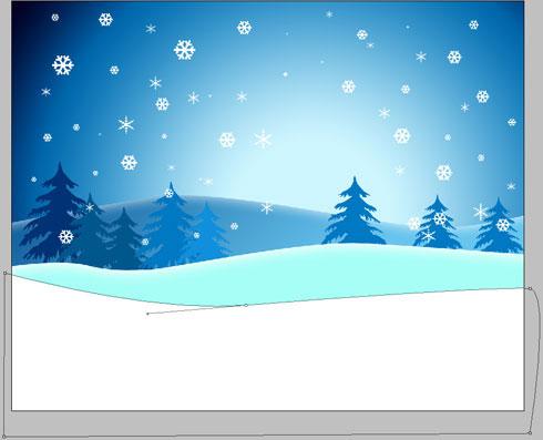 PhotoShop: Tự tạo thiệp giáng sinh 19