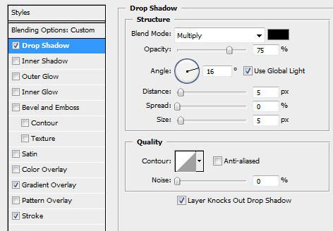 PhotoShop: Tự tạo thiệp giáng sinh 33