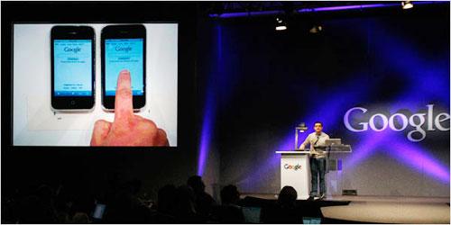 VicGundotra1 Google công bố nhiều công nghệ