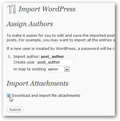 Chuyển blog từ Tumblr sang WordPress