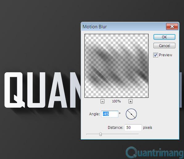Tạo hiệu ứng ánh sáng và bóng đổ trong Photoshop