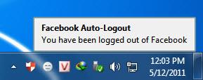 Phòng ngừa tai nạn quên thoát Facebook khi rời máy