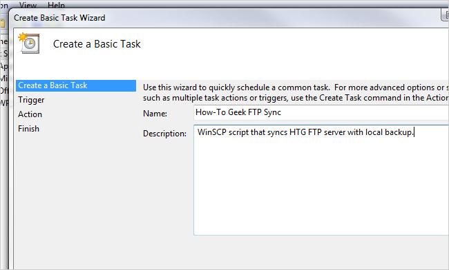 Tự động sao lưu dữ liệu web server với WinSCP qua FTP