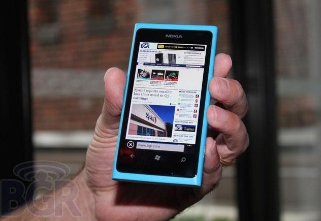 Smartphone Windows của Nokia không hút khách