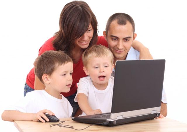 Bí quyết dạy trẻ nhỏ hiểu biết về Internet