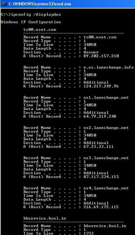 Flush DNS bằng lệnh 2