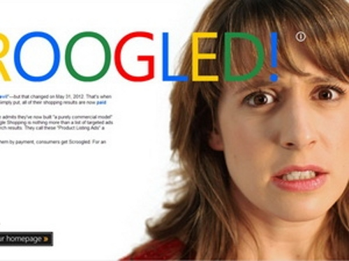 """Microsoft lại """"chọc ngoáy"""" đối thủ tìm kiếm Google"""