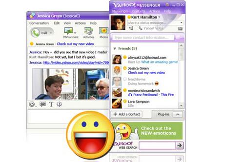 Phần mềm chat Yahoo sẽ bỏ hàng loạt tính năng vào 14/12