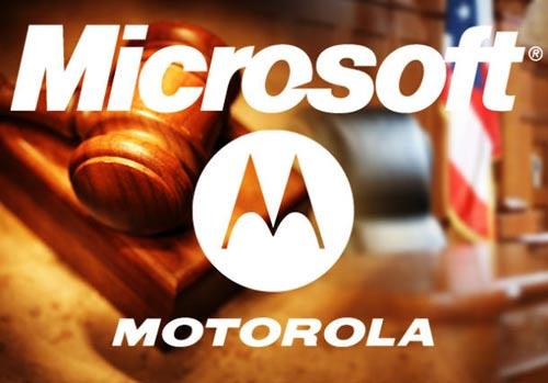 Microsoft thắng lớn trong vụ kiện với Motorola tại Mỹ
