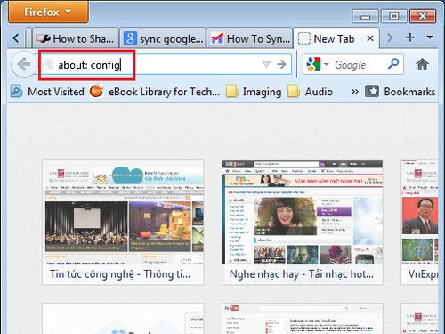 Chat Facebook ngay trên Firefox 17