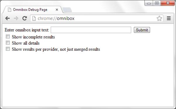Truy cập vào trang điều khiển tính năng trong Chrome nhanh nhất