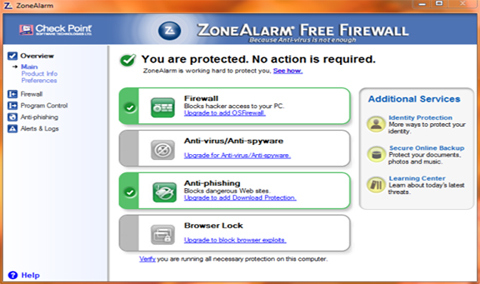 4 ứng dụng tạo tường lửa miễn phí đáng dùng nhất