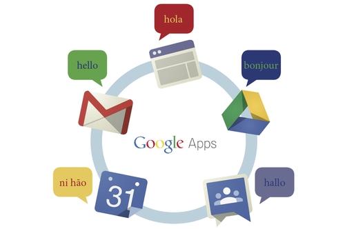 Google Apps là đối thủ tiềm năng của Microsoft Office