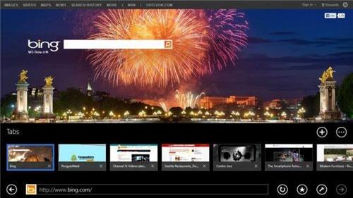 Người dùng Internet Explorer 11 tăng nhanh