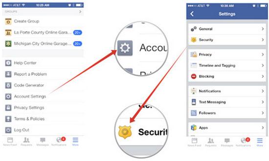 Cách phát hiện kẻ lén lút vào Facebook của bạn