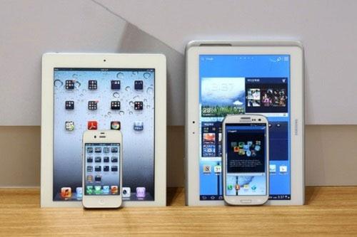 Tablet sẽ chiếm nửa lượng PC xuất xưởng năm 2014