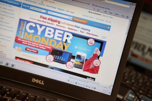 Doanh số Cyber Monday lập kỷ lục nhờ thiết bị di động
