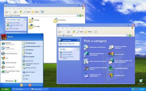 Microsoft phát hiện lỗ hổng bảo mật trên Windows XP
