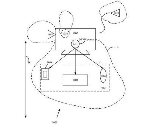 Apple nhận bằng sáng chế cho công nghệ sạc không dây