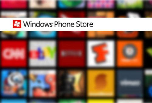 Windows Phone Store tăng giới hạn tải ứng dụng bằng 3G/4G
