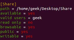 Hướng dẫn cách chia sẻ dữ liệu giữa Windows và Linux