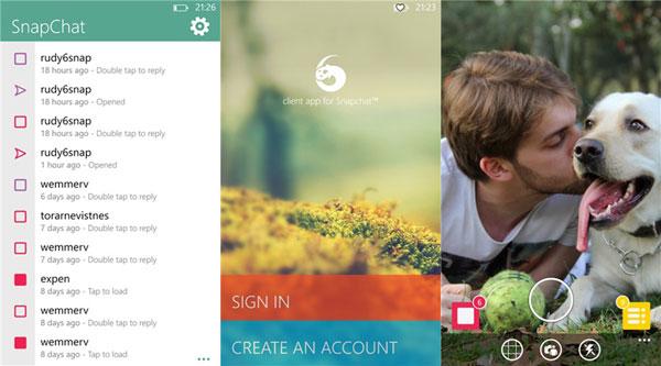 Ứng dụng mới tốt nhất tháng 11/2013 cho Windows Phone