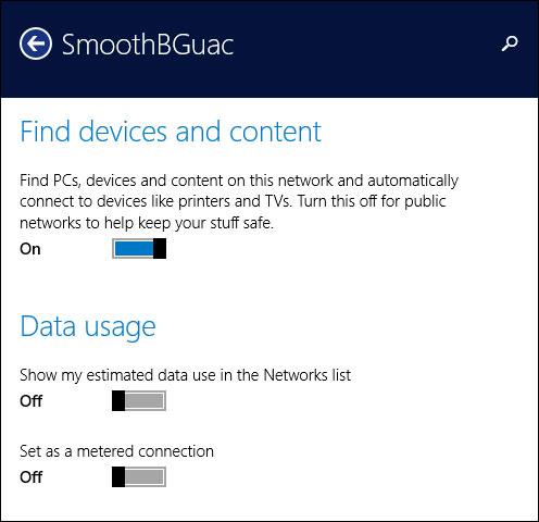 Tuỳ chỉnh PC Settings trên Windows 8.1 theo ý mình