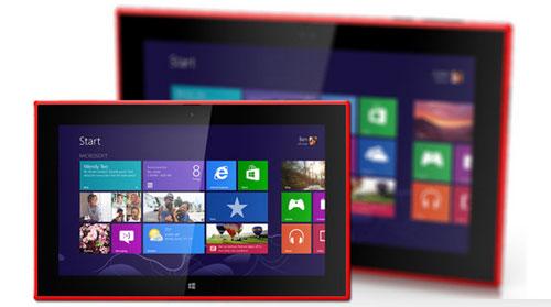 Nokia Lumia 2020 có màn hình 8,3 inch Full HD