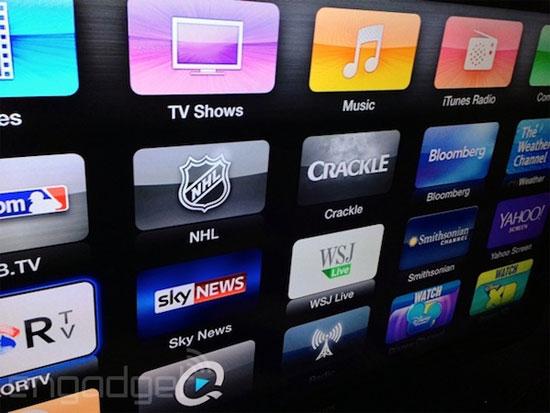 Apple bổ sung hàng loạt ứng dụng mới cho Apple TV