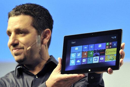 10 cột mốc đáng nhớ của Microsoft trong năm 2013