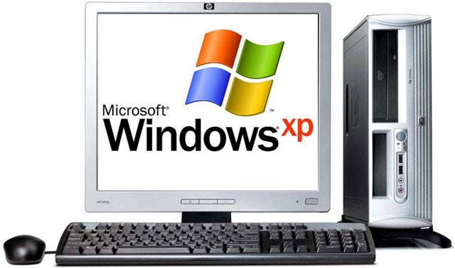 Việt Nam còn hơn 4.8 triệu máy tính dùng Windows XP