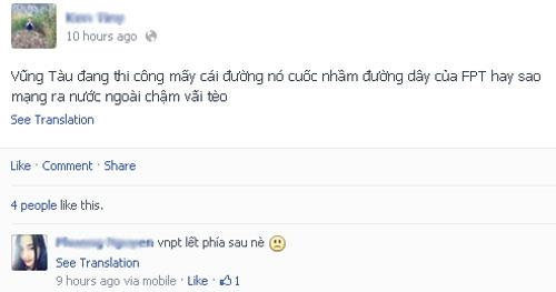 60% lưu lượng Internet ở Việt Nam bị ảnh hưởng vì đứt cáp