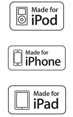 Apple quản lí phụ kiện iPhone, iPad bằng chứng chỉ MFi