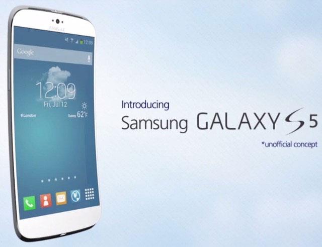 Màn hình khủng của Galaxy S5 bắt đầu giai đoạn sản xuất hàng loạt